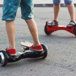 patinete eléctrico para niños