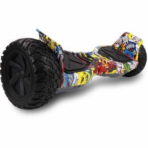 Hoverboard todoterreno