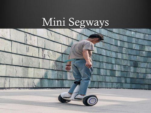 Mini segway