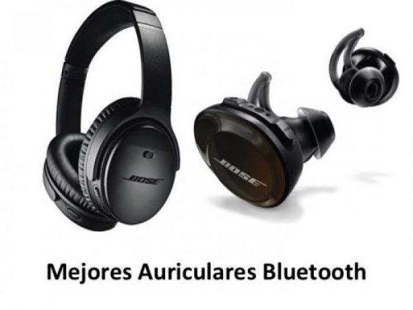 Mejores auriculares bluetooth