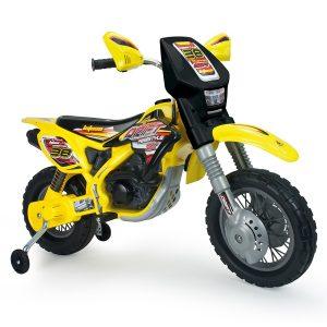 moto eléctrica infantil INJUSA