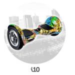 Hoverboard Iwatboard i10